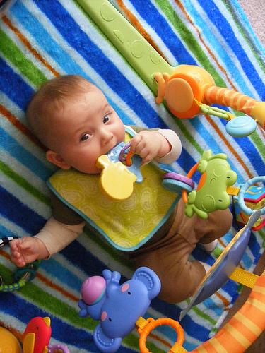 Prvních šest měsíců vývoje vašeho miminka